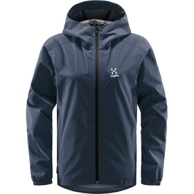Haglöfs Buteo Jacket Women tarn blue